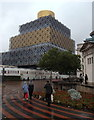 SP0686 : The new Library of Birmingham by Andrew Hill