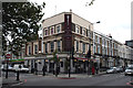 TQ2479 : Kensington:  The 'Crown and Sceptre', Holland Road by Dr Neil Clifton