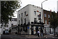 TQ2478 : Kensington:  The 'Warwick Arms', Warwick Road by Dr Neil Clifton