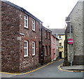 SO0428 : St Michael Street, Brecon by John Grayson