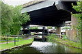 SP0990 : Grand Union Canal near Gravelly Hill, Birmingham by Roger  Kidd