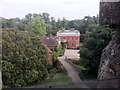 TL7835 : Queen Anne Mansion, Hedingham Castle by PAUL FARMER