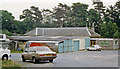 NJ8902 : Former Cults station, 1988 by Ben Brooksbank