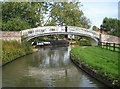 SP5365 : Grand Union Canal: Bridge Number 93 at the Braunston Turn by Nigel Cox