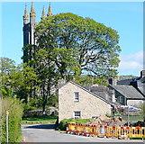 SX7176 : Brook Lane Cottages by Graham Horn