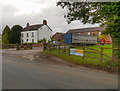 SJ8779 : Brook House Farm, Mottram St Andrew by David Dixon