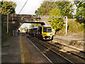 SJ9180 : Class 323 EMU approaching  Adlington Station by David Dixon