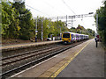 SJ9180 : Adlington Railway Station by David Dixon