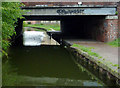 SP1190 : Bromford Bridge No 2 near Birches Green, Birmingham by Roger  Kidd