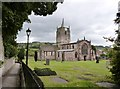 SK2853 : St. Mary's church, Wirksworth, Derbyshire by Derek Voller