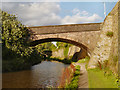 SJ9272 : Macclesfield Canal, Verdon's/Barnshaw Bridge by David Dixon