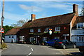 SU5832 : The Globe, Old Alresford, Hampshire by Peter Trimming