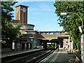 TQ1982 : Park Royal station : Week 41