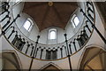 TQ3181 : Inside Dome, Temple Church, London EC4 by Christine Matthews