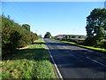 TL3375 : Somersham Road near Hill Farm by Marathon