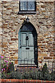 SP7656 : Entrance door on High Street by Oast House Archive