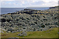 HP6301 : Rocky coastline on the east side of Ham Ness by Mike Pennington