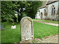 SY7791 : St. John the Evangelist, Tincleton: churchyard (f) by Basher Eyre