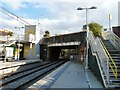 SJ8194 : Chorlton Metrolink station by Gerald England