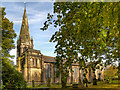 SK0393 : St James' Parish Church by David Dixon