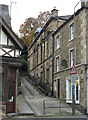 SK2168 : Bakewell - former Wesleyan Reform Church by Dave Bevis