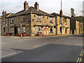 SK0494 : The Commercial Inn, Sheffield Road by David Dixon