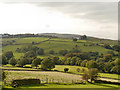 SK0493 : View from Derbyshire Level by David Dixon