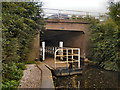 SD8809 : Rochdale Canal Bridge#65b (Tunnel under the M62) by David Dixon