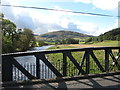 NT1333 : Merlindale Bridge over the River Tweed by frank smith
