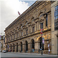 SJ8397 : Manchester Free Trade Hall (Radisson Edwardian Hotel) by David Dixon