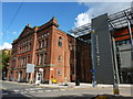SJ8847 : Victoria Hall, Hanley by Peter Barr