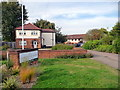 TL3901 : Entrance to Paternoster House Care Home, Paternoster Hill, Waltham Abbey, Essex by Christine Matthews