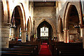 SK8065 : All Saints' nave by Richard Croft