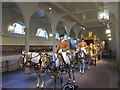 TQ2879 : Gold State Coach, Royal Mews by Oast House Archive