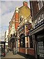 TQ2484 : Black Lion, Kilburn High Road by Derek Harper