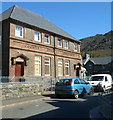 SH7045 : Cellb, Old County Police Buildings, Blaenau Ffestiniog  by John Grayson
