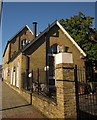TQ2574 : Former school, Wandsworth by Derek Harper