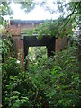 TQ3966 : Old bridge under the railway near Tiepigs Lane by Marathon