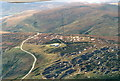 SE0904 : Holme Moss Transmitting Station, aerial 2001 by Chris