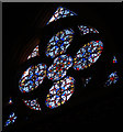 TQ2981 : All Saints, Margaret Street - Chancel window by John Salmon