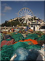 SX9163 : Fishing nets, Torquay : Week 42