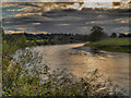 NY4756 : River Eden by David Dixon