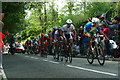 TQ1851 : Olympic Men's Cycle Race by Martyn Davies
