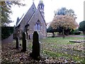 SK2167 : Chapel in Bakewell Cemetery by Graham Hogg