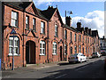 SJ8944 : Fenton - houses on Hitchman Street by Dave Bevis