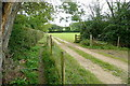 SP1818 : Footpath towards Leasow Lane by Graham Horn