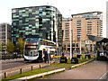 SJ8097 : Salford Quays by David Dixon