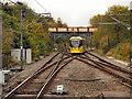 SD8010 : Tram at Bury by David Dixon