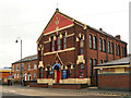 SJ9399 : Independent Methodist Church, Wellington Road by David Dixon