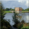 SJ6255 : Hurleston Reservoir, Cheshire by Roger  Kidd